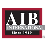AIB – America Institute of Baking certified